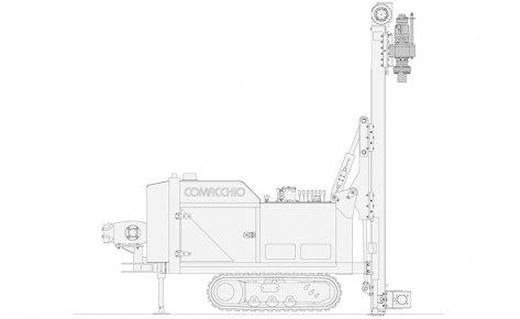 Comacchio GEO 105